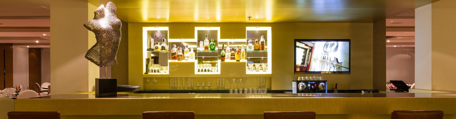O Lounge bar da Vila Ema